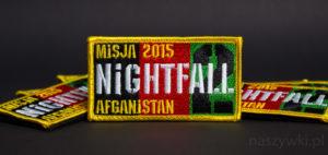 Misja 2015 Nightfall