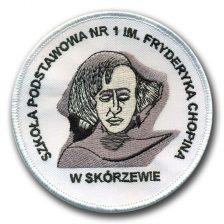 Tarcze dla SP nr 1 im Fryderyka Chopina w Skórzewie