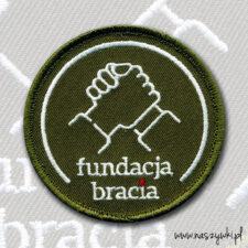 Naszywki z Logo Fundacji Bracia